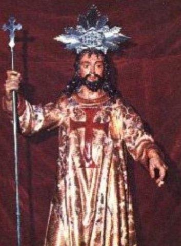 Moratalla, day of Jesucristo Aparecido, 19th April
