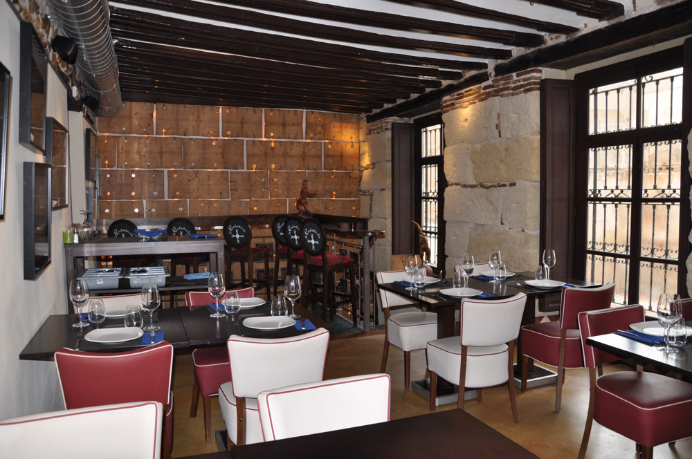 La Catedral Restaurant Cartagena Spain