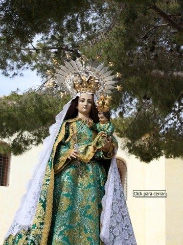 6th May, Moratalla, Romería to the Casa de Cristo.