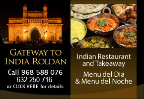 Gateway to India Restaurant Roldan