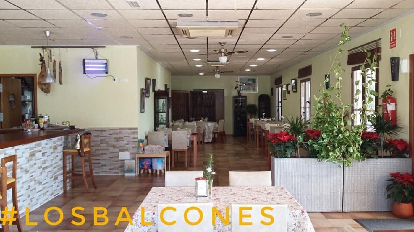Los Balcones Restaurant Cantareros Murcia