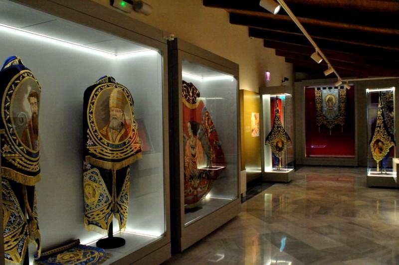 The Museo Azul de la Semana Santa in Lorca; MASS