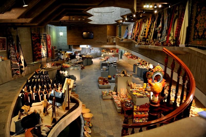Regional artisan centres in Cartagena, Lorca and Murcia