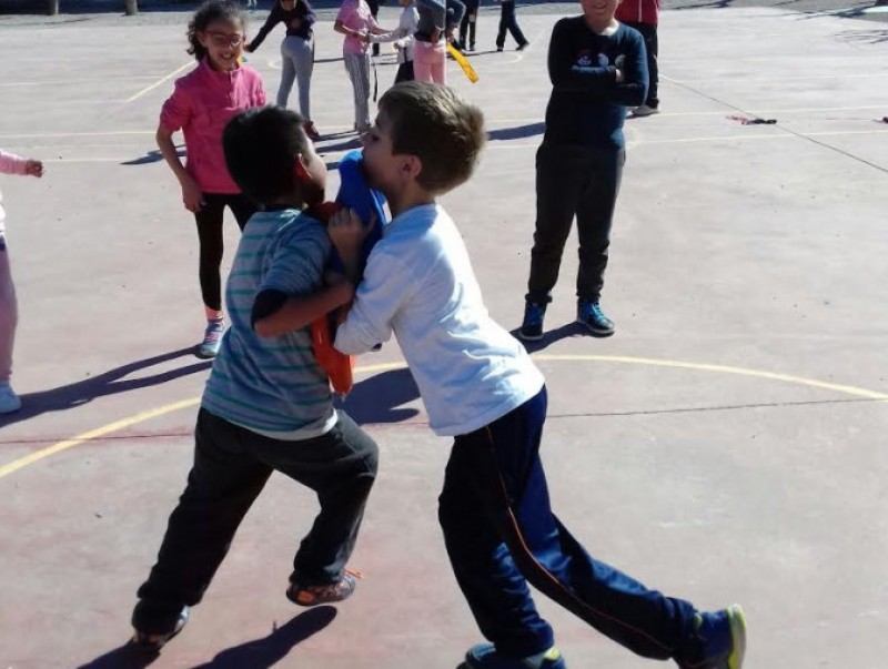 Murcia Today - Greco-roman Wrestling On The Curriculum At