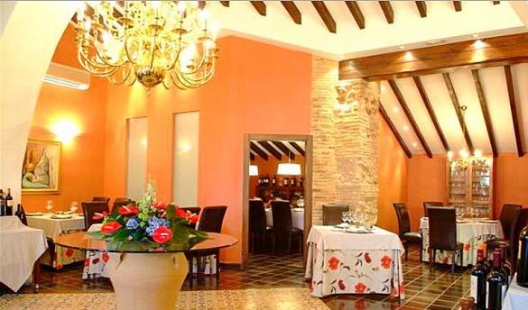 La Almazara Restaurant Santa Rosalia Torre Pacheco Murcia