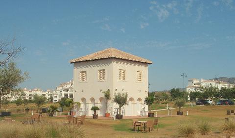 The Casón, Hacienda Riquelme Golf Resort