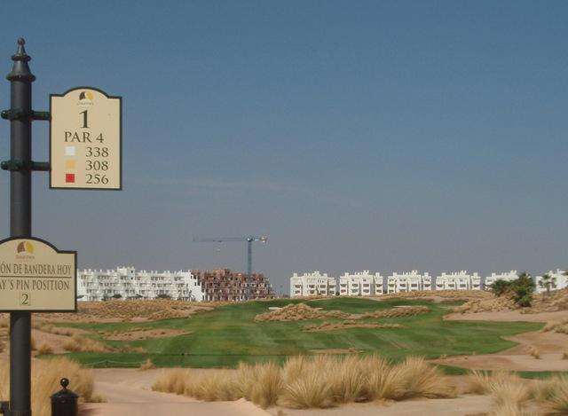 Saurines de La Torre Golf Course