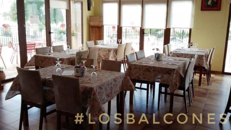 Restaurante Los Balcones, choice cuisine in the countryside between Mazarrón and Totana