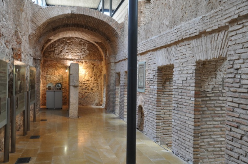 Saturday 6th July Alhama de Murcia: Free guided tour of the Los Baños thermal baths and archaeological museum