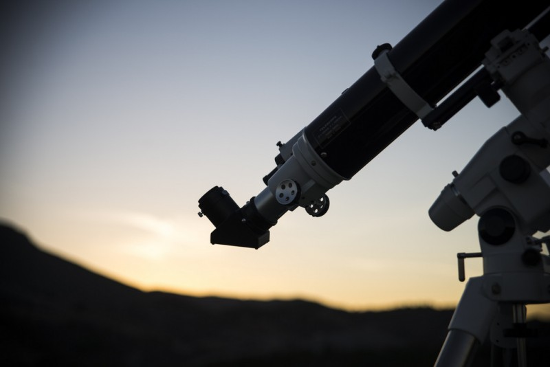 Wednesday 3rd July : Puerto Lumbreras Observatory open for nocturnal tour