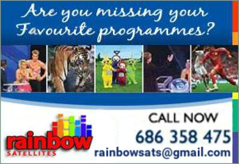 Rainbow Satellites UK TV