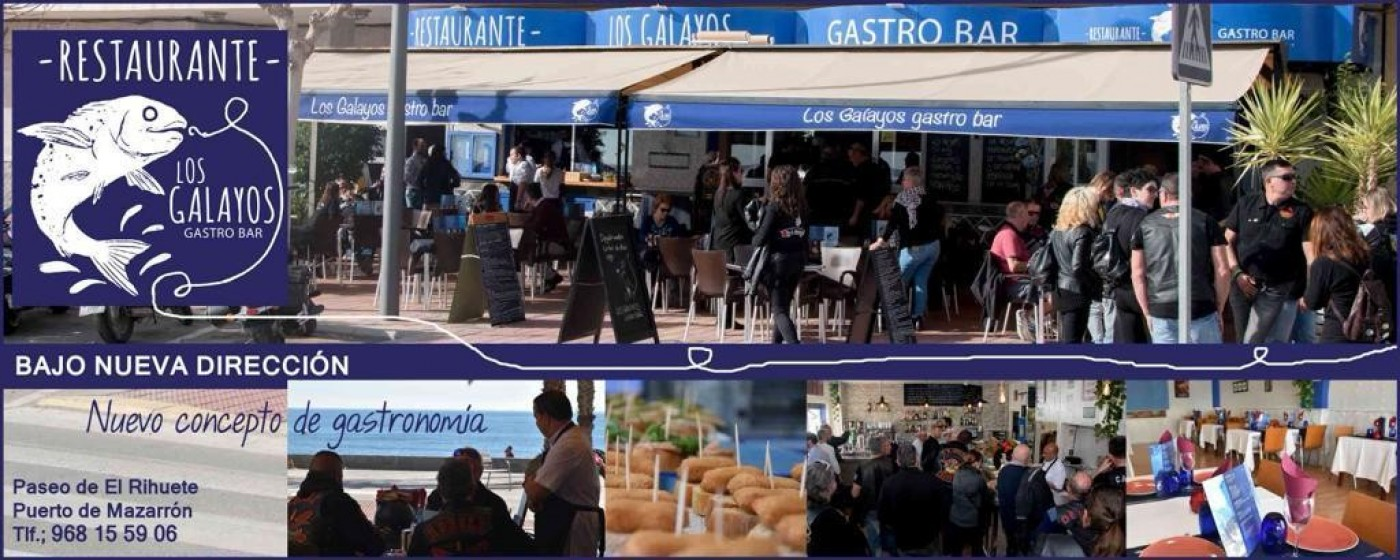 Los Galayos Restaurant y Gastro Bar