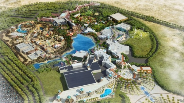 <span style='color:#780948'>ARCHIVED</span> - European green light for Paramount theme park in Alhama de Murcia subsidy