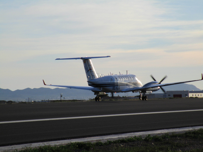 <span style='color:#780948'>ARCHIVED</span> - Calibration flights successful at Corvera airport