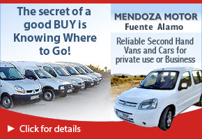 Mendoza Motors Fuente Alamo