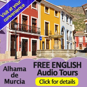 Alhama de Murcia Audio Tour news