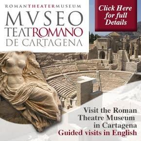 Roman Theatre Cartagena news