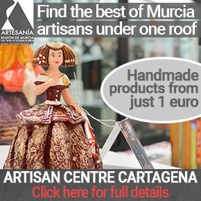 Artisan centre Cartagena