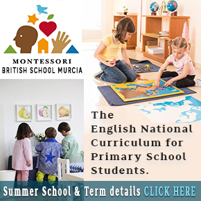 Montessori British School Banner
