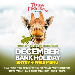 Terra Natura December Bank holiday2020