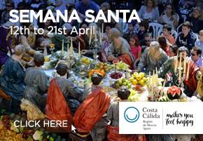 Murcia Turistica Branded Agenda banner 3