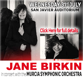 Jane Birkin in concert