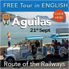 Aguila Railway Tour 21 September