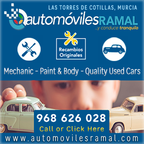Autos Ramal Murcia