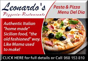 Leonardos Restaurant