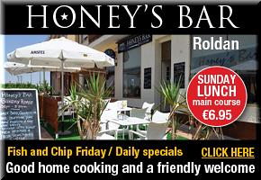 Honeys Bar and Restaurant Roldan