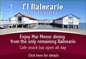 El Balneario Restaurant Los Alcazares