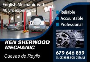 Ken Sherwood Motor Mechanic